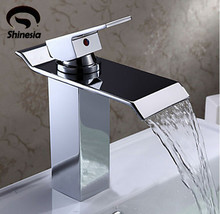 Shinesia Newly Bathroom Basin Sink Faucet Single Handle Single Hole Deck... - $69.95