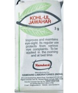 Kohl ul Jawahir Surma Improves Eye Sight and healthy Eyes - 3gm - $9.85