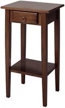 Winsome Wood 94430 Regalia  Table, Walnut - $115.49
