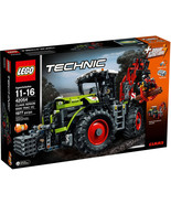 LEGO TECHNIC 42054 CLAAS XERION 5000 TRAC VC NEW & SEALED GREAT CHRISTMA... - $257.04
