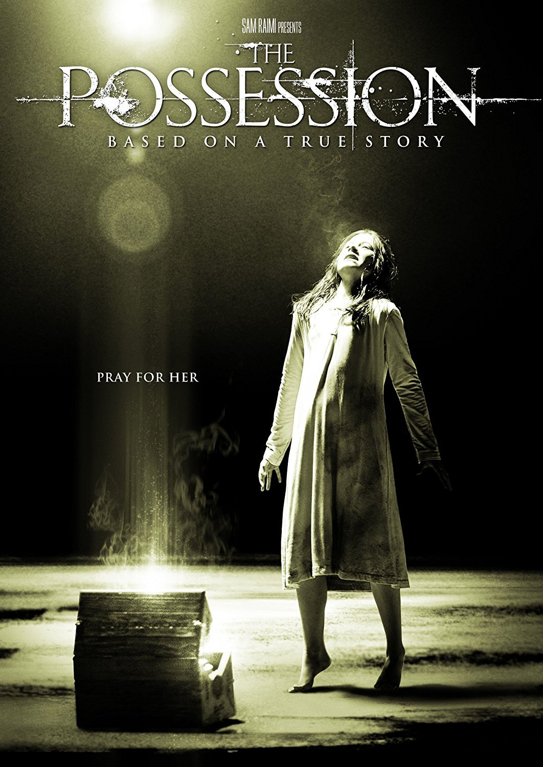 The Possession (DVD, 2013)