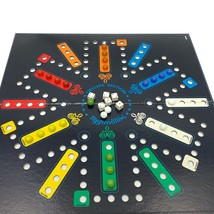 Aggravation Lakeside Original Deluxe Party Edition 1972 Glass Marbles No... - $29.99