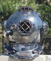 NauticalMart US Navy Mark V Brass Diving Divers Helmet  - $289.00