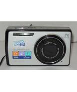 """Olympus Stylus 7000 12.0 MP Digital Camera - Silver 7x Optical Zoom 3"""" LCD - $70.13"""
