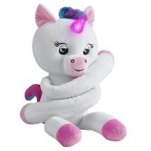 NEW! Fingerlings HUGS - Mackenzie (White and Light-up Horn) Plush Baby Unicorn - $39.59