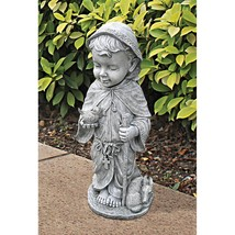 Baby Saint St Francis of Assisi Garden Statue Sculpture Religious Cathol... - $46.95