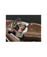 Female Driving Figure For 1:24 Scale Models by American Diorama - $15.22