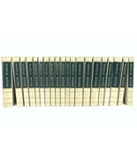 THE WORLD BOOK ENCYCLOPEDIA 1965 Complete Set 20 Green Gold Volumes VGUC - $127.39