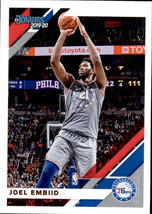Joel Embiid 2019-20 Donruss Card #153 - $0.99