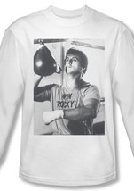 Rocky ii win rocky win long sleeve stallone balboa for sale white graphic tee mgm225 al thumb200