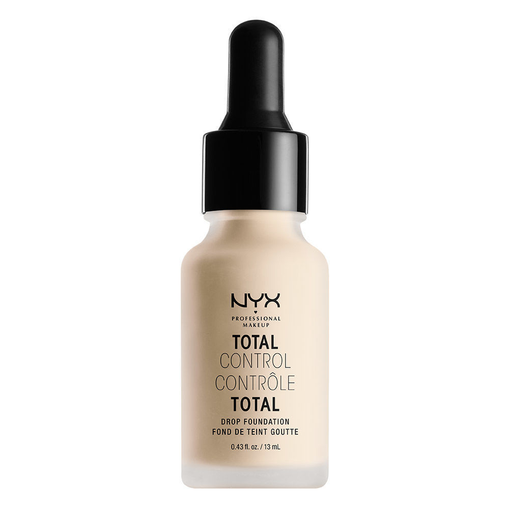 Primary image for NYX Total Control Drop Foundation TCDF01 Pale