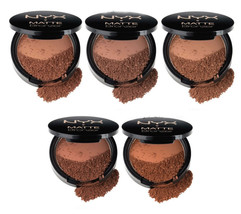 "NYX Matte Bronzer Powder For Face and Body MBB ""Pick 1 Color"" - $8.45"
