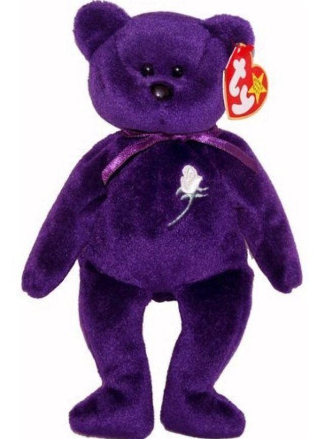 5c4d239fe7c Princess Diana Beanie Baby (RARE 1st and 50 similar items. S l1600