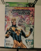 Booster Gold #45  Aug 2011 - $4.95