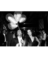 Bianca Jagger and Steve Rubell Holding Balloons at Studio 54, an Archiva... - $595.00+