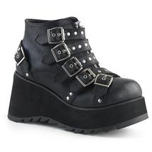 Demonia SCENE-30 Women's Ankle Boots BVL - $86.95