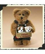 "Boyds Bears ""Edmund"" 8"" Plush Bear - #9175-28 ~ NEW - Fall 2007 - Retired - $39.99"