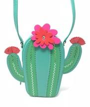 NWT Kate Spade Cactus Crossbody New Horizons Green Lizard Bag $249 - £76.41 GBP