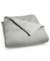 $245.00 Calvin Klein Modern Cotton Steve King Size Duvet Cover, Gray - $103.95