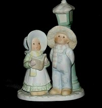 1992 Joy to the World Figurine - HOMCO By MasterPiece AA20-2384 Vintage Circle o