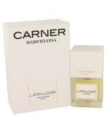 Latin Lover By Carner Barcelona Eau De Parfum Spray 3.4 Oz For Women - $144.00
