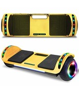 New Hoverboard Electric Smart Self Balancing Scooter with Built-in Wirel... - $313.00+