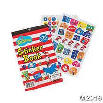 Dr. Seuss(TM) Cat in the Hat(TM) Sticker Book - $6.49