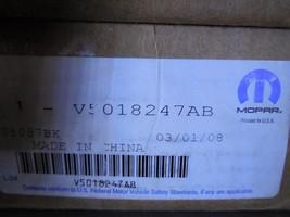Set Of 2 New Oem Factory Mopar Front Brake Rotors V5018247AB Ships Today - $92.43