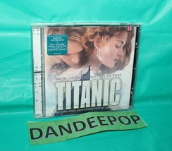 Titanic [Music from the Motion Picture] by James Horner (CD, Feb-2004, S... - $7.91