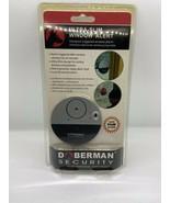 Window Alert alarm Doberman Security Ultra Slim new sealed SE-0106 - $16.23