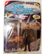 1994 Star Trek The Next Generations Lieutenant Commander Geordi LaForge ... - $10.00