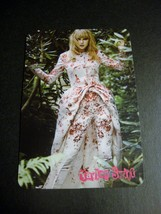Taylor Swift 1 pocket trading playing card #10815 - $5.00