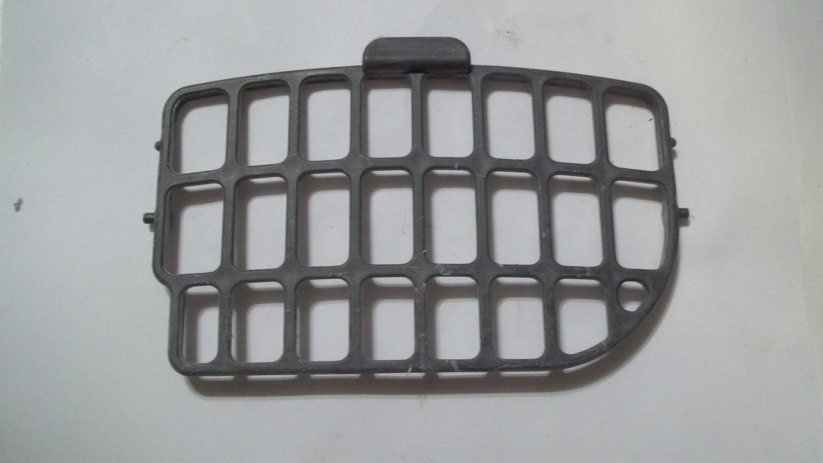 Primary image for Frigidaire Dishwasher Model FPHD2491KF0 Rear Basket Cover 5304475630