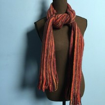 Appleseeds Stripe Soft Winter Scarf - $14.85