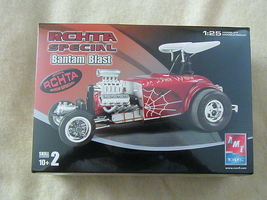 Factory Sealed AMT/Ertl Rchta Special Bantam Blast Kit #38062 - $31.99