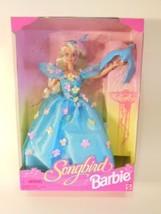 SONGBIRD BARBIE DOLL Singing Bird14320 Mattel 1995 NRFB Beautiful MIB RE... - $22.32
