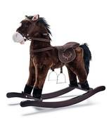 Joon Rocking Horse Pony, Dark Brown - $69.49