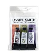 DANIEL SMITH 285250077 Extra Fine Secondary Watercolor Set, 3 Tubes, 15ml - $25.14
