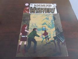 House of Mystery #183 (Nov-Dec 1969, DC) VF 8.0 - $35.61