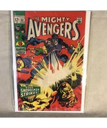 The Avengers #65 1969 Marvel Comics Very Fine Condition - $73.25