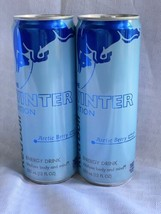 Red Bull Energy Drink The Winter Edition Arctic Berry - (2) 12 ounce - $13.86