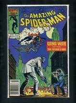 Amazing Spider-Man 286 Newsstand 1987 Marvel Gang War p3 Comic Book - $3.52