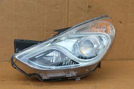 11-15 Hyundai Sonata Hybrid Projector Headlight Driver Left LH - POLISHED image 5