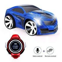 ZJTL Rechargeable Voice Control Toy Car Wrist Watch Command Creative Voi... - $22.72
