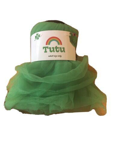 Adult Green Tutu New