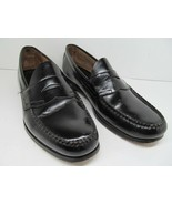GH Bass Weejuns  Logan Penny Loafers  Leather Dress Shoes Mens Size 11 B - $48.02