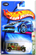 Hot Wheels - Ford Vicky 1932: Tat Rods #2/5 - Collector #119 (2004) *3 S... - $12.00