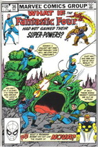 What If? Comic Book #36 Fantastic Four Marvel Comics 1982 Very FINE- New Unread - $2.50