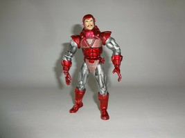 Marvel Legends SILVER CENTURION Iron Man Series VII Toybiz 2004 - $12.81