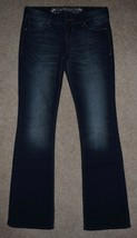 Express Jeans Sz 2 Stella Boot Cut Regular Fit Low Rise Stretch 2r - $18.69